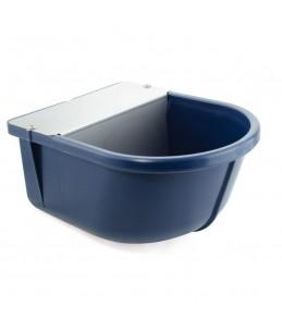 Abbeveratoio plastica blu