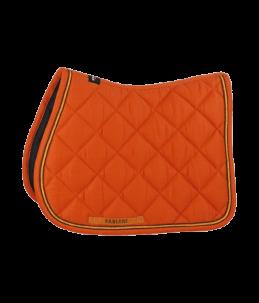 Pariani saddle pad - orange