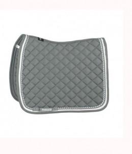 Pariani saddle pad - Pearl grey