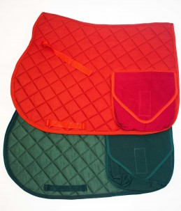 Cotton Saddle Pad Superior Quality