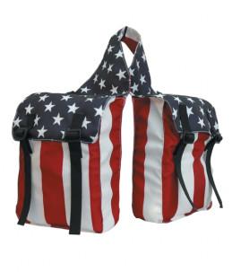 Bisaccia Nylon 2 Tasche USA