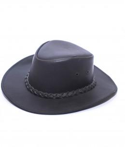 Cappello Western Cuoio