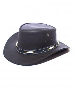 Cappello Western Cuoio...