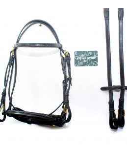 Briglia Equestro con swarovski