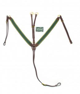 Pettorale Elastico Equestro Vari Colori