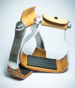 Staffe Western in Alluminio...