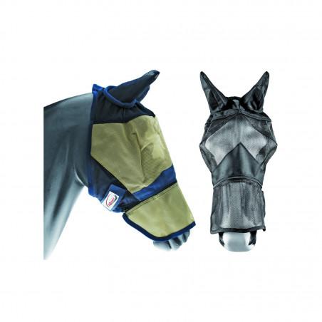 Maschera Antimosche PVC