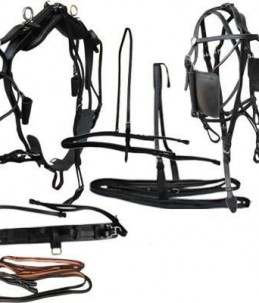Complete chaise harness full/cob