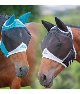 """Shires anti-fly mask """"fine mesh"""""""