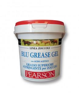 Blu grease gel zoccoli Pearson