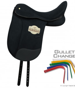 Dressage saddle Toscolano...