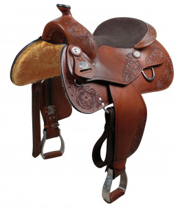 Particolare di Sella Western Bob's Style Reiner