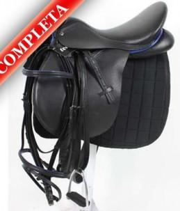 Tecno Marsiglia English Saddle - Complete