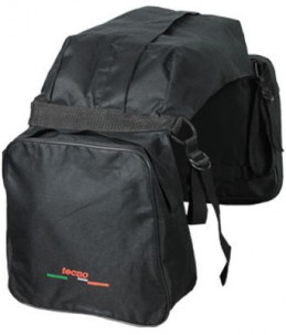 Tecno Horse saddle bags with 3 pockets