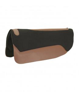 Western Barrel Felt/Neoprene saddle pad