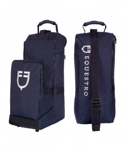 Equestro boot and cap bag