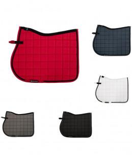 Equestro Elegance collection dressage saddle pad