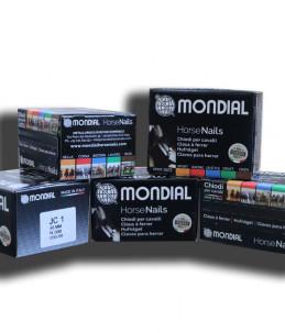 Chiodi Mondial JC Per Cavalli Sportivi E Da Passeggiata...