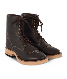 """Pool's """"Casual West"""" High Boots"""