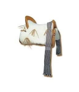 Zaldi Vaquera saddle type Campera