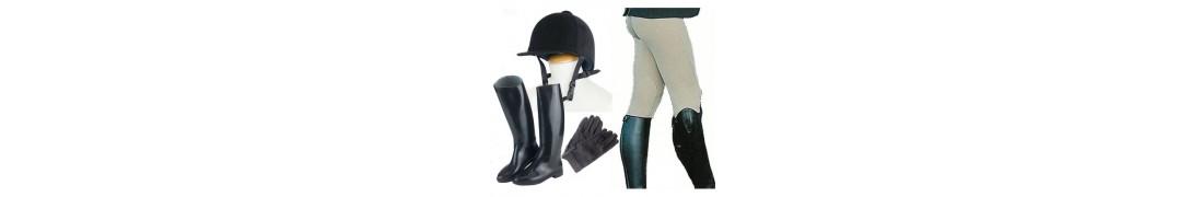 Prodotti per l'equitazione nella categoria Abbigliamento Inglese